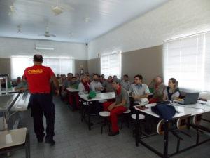 Imap realizou a semana SIPAT de prevenção de acidentes