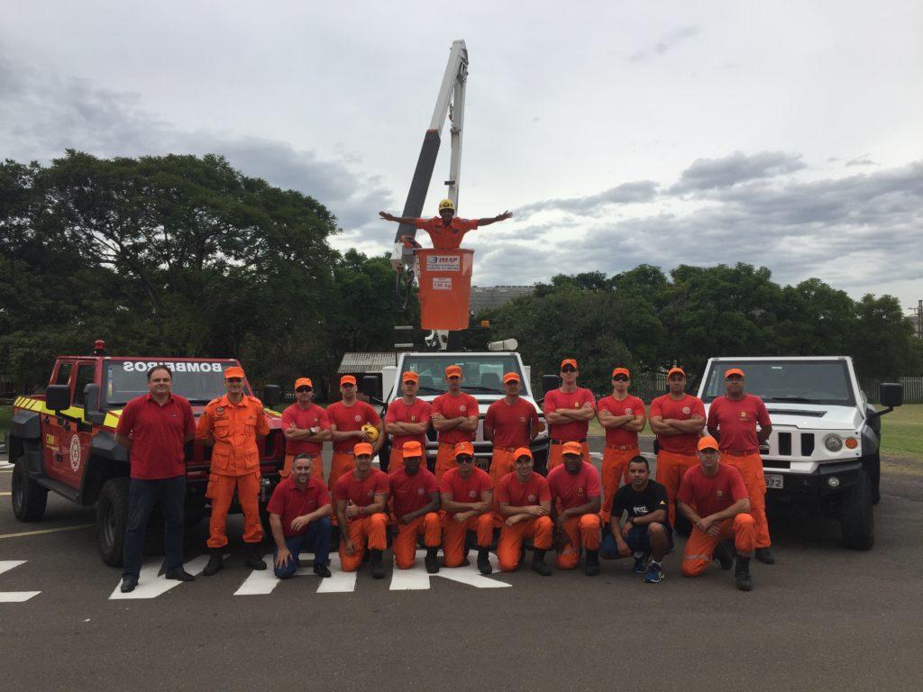 bombeiros cesta aerea e1516988411598 - Bombeiros de Porto Alegre testam Cesta Aérea