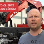 Depoimento Cliente IMAP – Guindaste IM 70