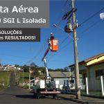 Conheça a Cesta Aérea LI 9300 SGI L Isolada da IMAP Segurança e inovação
