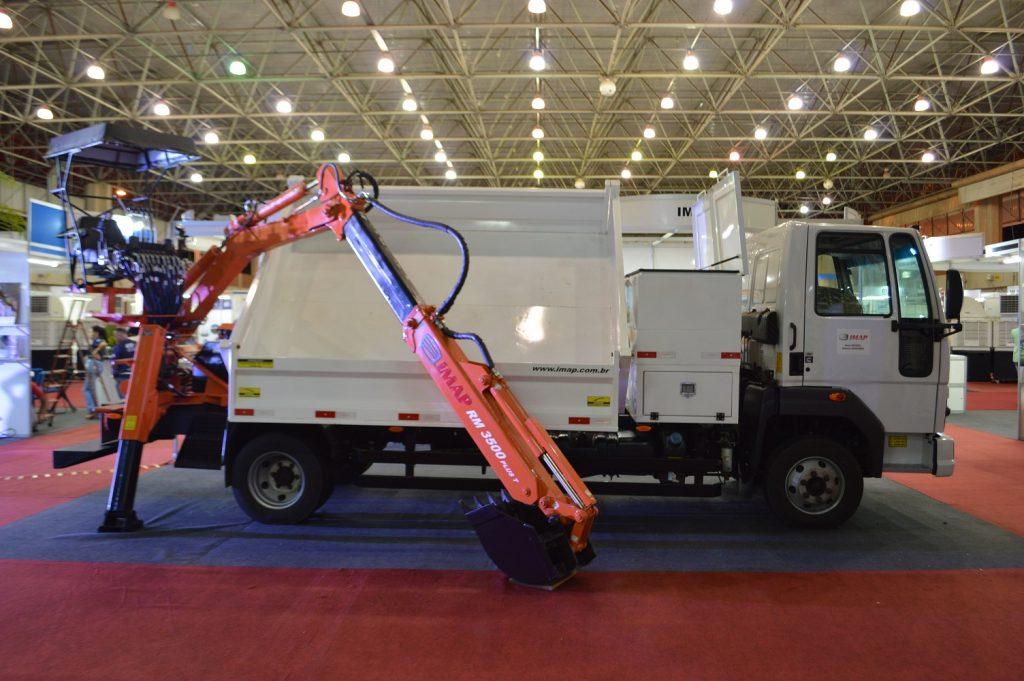 DSC 0010 1024x681 - IMAP participou da Feira de Negócios no 49° Congresso Nacional de Saneamento da Assemae