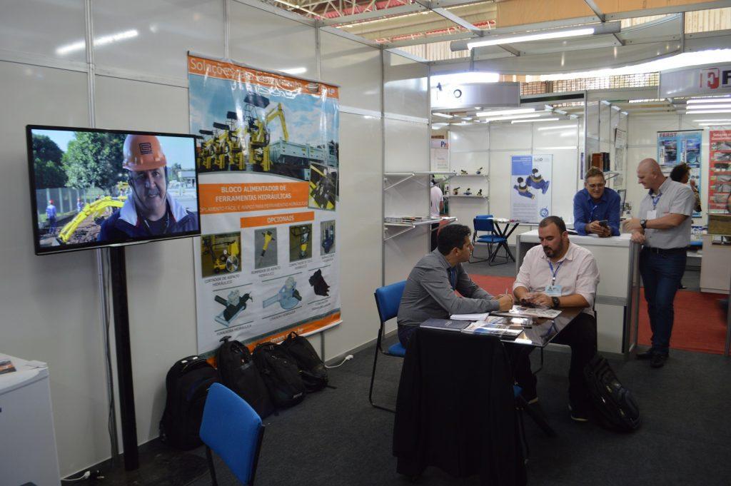 DSC 0013 1024x681 - IMAP participou da Feira de Negócios no 49° Congresso Nacional de Saneamento da Assemae