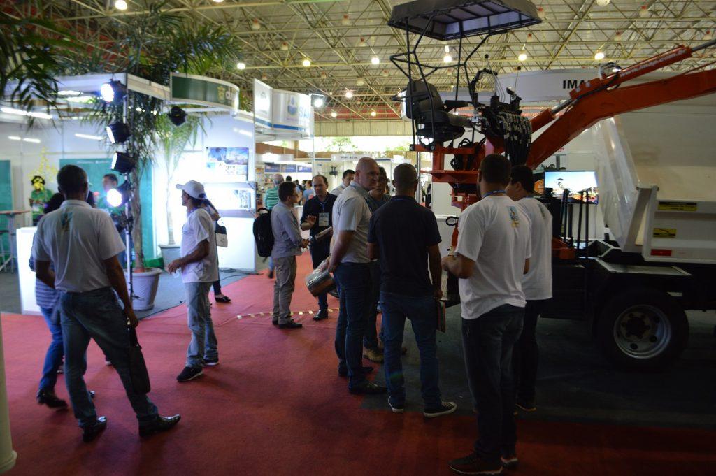 DSC 0040 1024x681 - IMAP participou da Feira de Negócios no 49° Congresso Nacional de Saneamento da Assemae