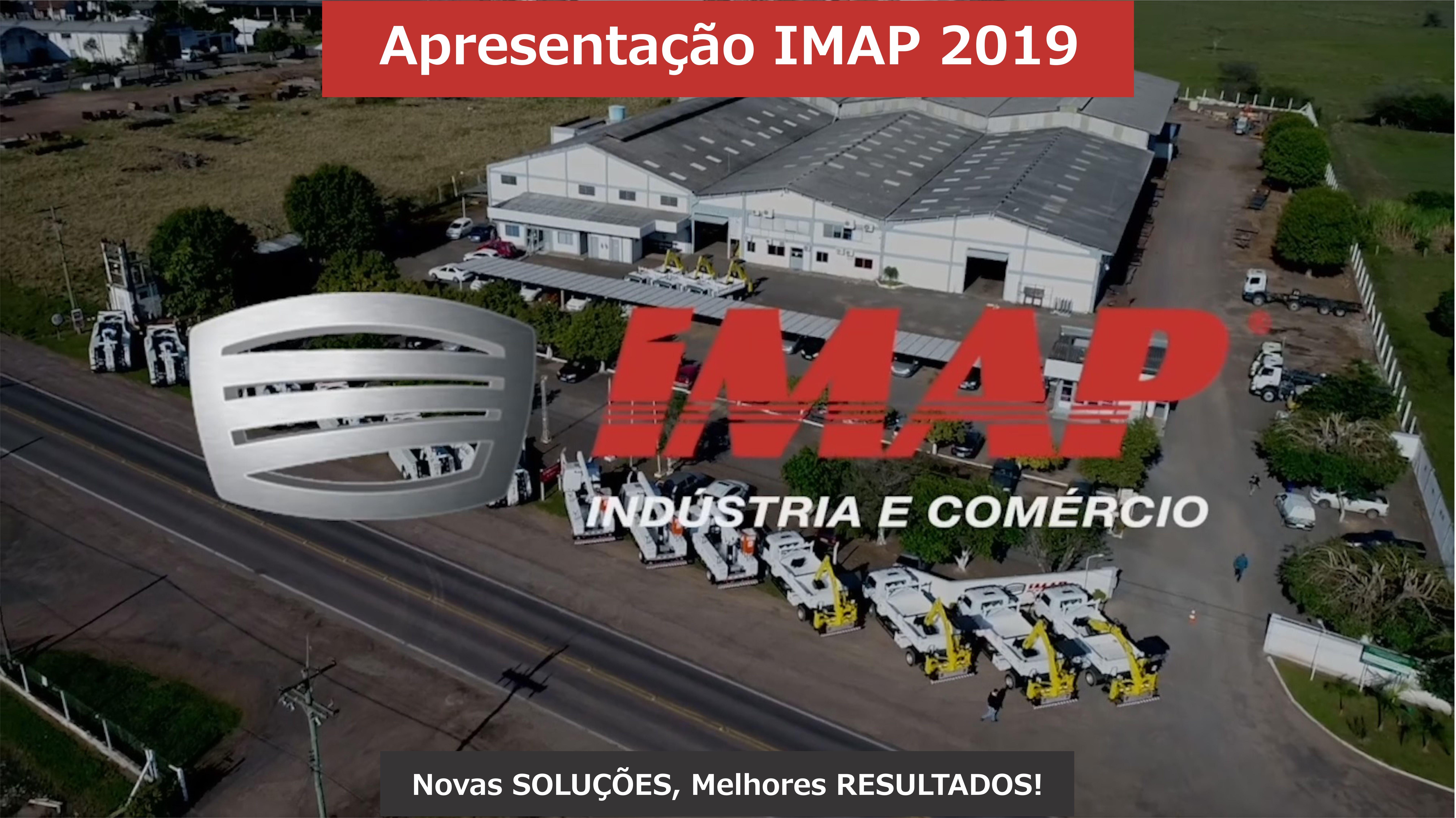 Apresentação IMAP 2019 - Apresentação IMAP 2019