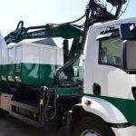 Florianópolis realiza coleta seletiva de vidro com equipamento IMAP