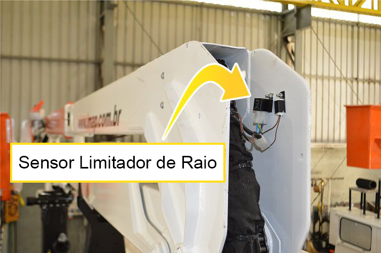 1 1 - Dispositivo Limitador de Raio