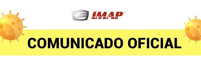 destaque site 676x206 - Comunicado oficial IMAP: COVID-19