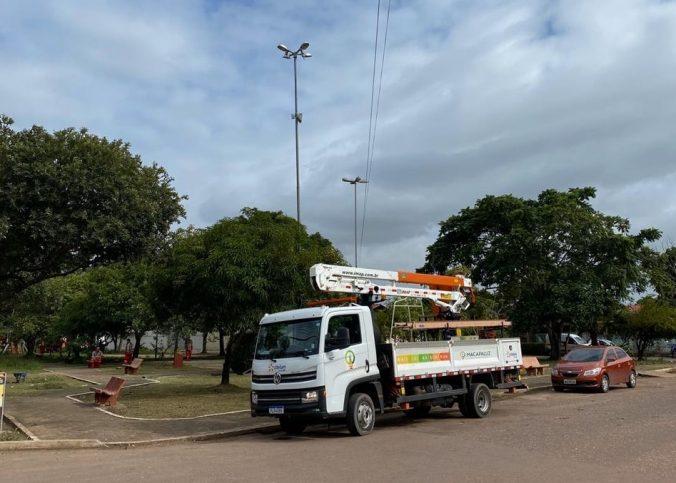 1 ACAO A Z ILUMINA BAIRROS 2 676x483 - Prefeitura utiliza solução para modernização da iluminação pública