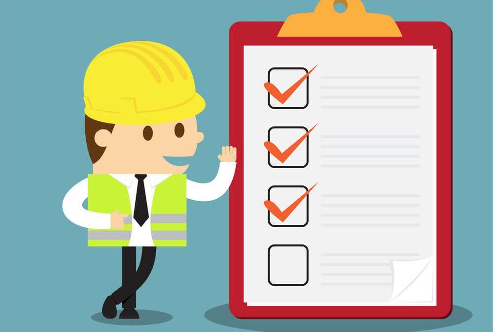 checklist - Trabalho em altura: como garantir segurança e eficiência