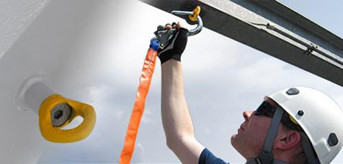 ponto de ancoragem - Trabalho em altura: como garantir segurança e eficiência