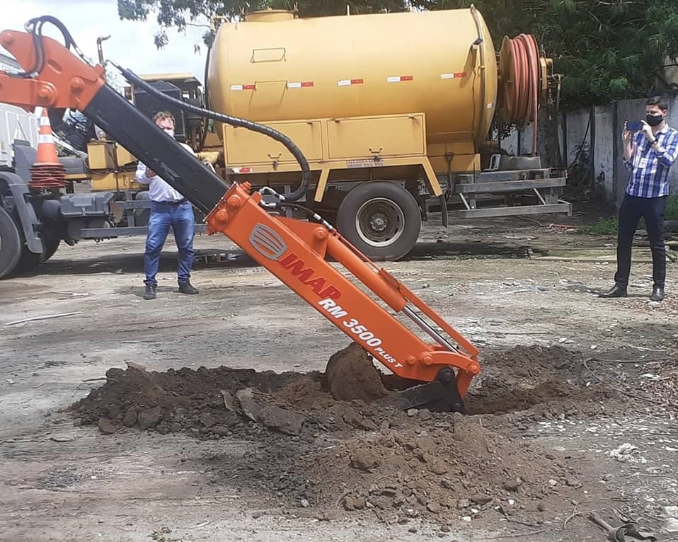 rm imap - [Investimento em tecnologia] A Embasa conta agora com a solução que reduz custos e aumenta a produtividade nos serviços de saneamento