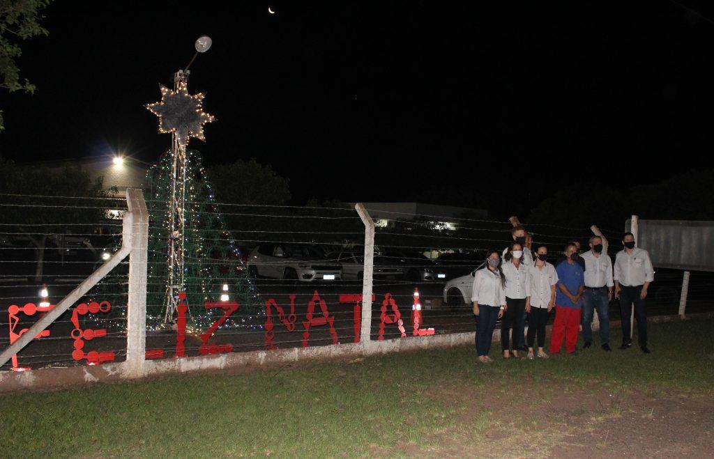 IMG 4132 1024x659 - Talentos da IMAP: Colaboradores produzem árvore de Natal criativa